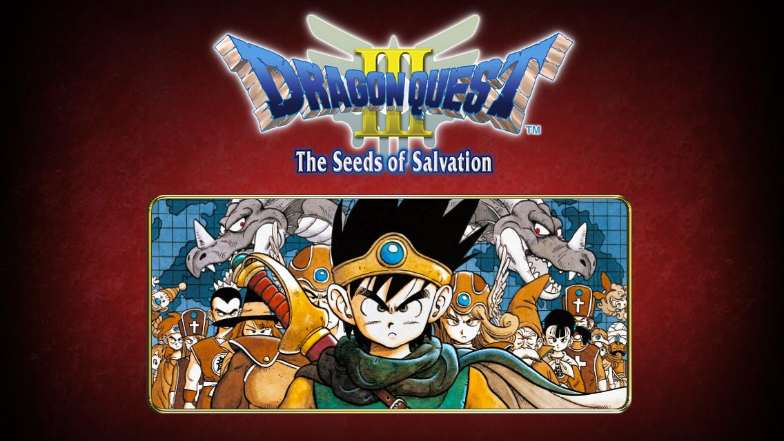 Image result for DRAGON QUEST III apk
