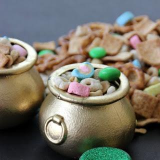 Leprechaun Snack Mix for St. Patrick'S Day Recipe