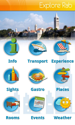 Rab Island - Travel guide