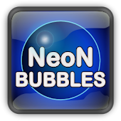 NeoN BUBBLES LiveWallpaper