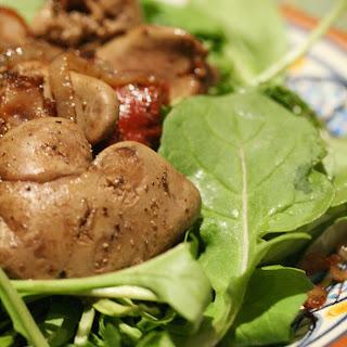 Chicken Liver Salad Recipes.