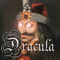 Dracula – Bram Stoker. English logo