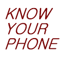 Know Your Phone logo