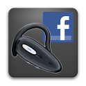 Handsfree for Facebook logo