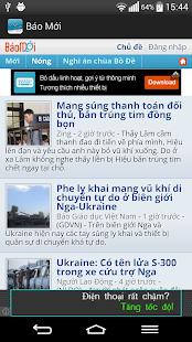 Bao Moi - Báo Mới - Tin Mới