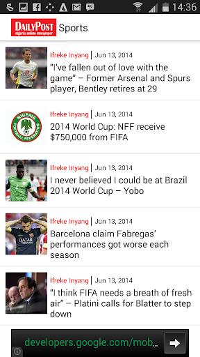 Daily Post Nigeria