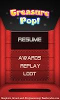 Screenshot of Treasure Pop