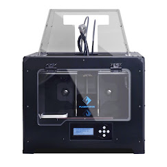 Flashforge Creator PRO Dual Extrusion 3D Printer & 2 Spools Filament