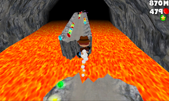Screenshot of Cave Run 3D