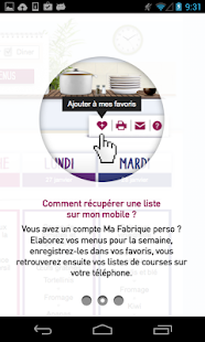 Mes courses - Fabrique à menus- screenshot thumbnail
