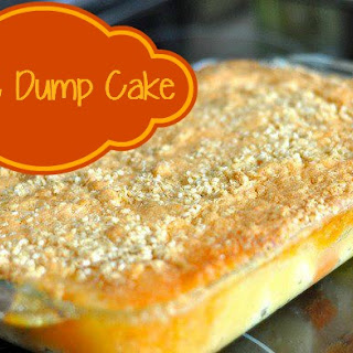 Easy Carrot Dump Cake for National Carrot Cake Day