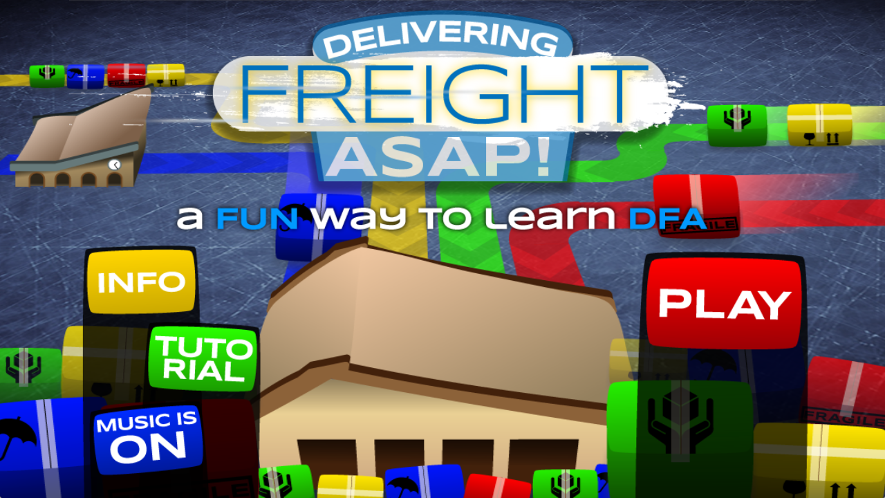 Delivering Freight ASAP- screenshot