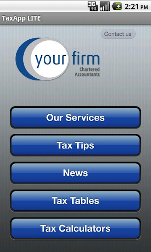 Mercia Tax App Lite