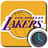 LA Lakers Watch Live Wallpaper