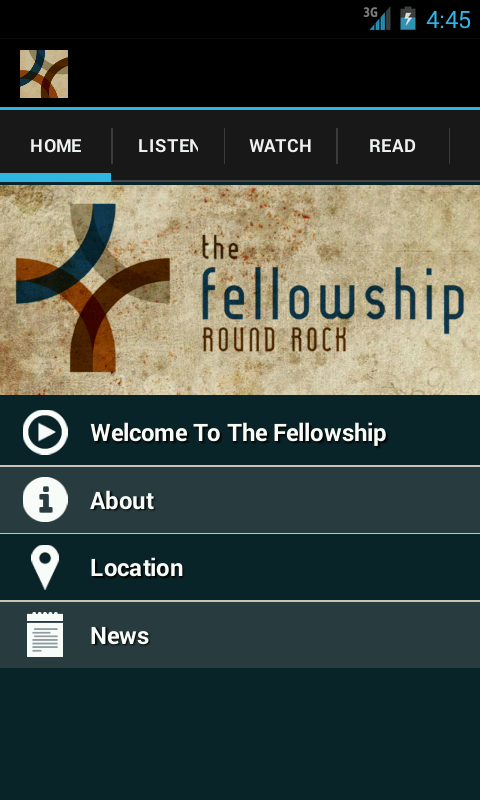 The Fellowship Round Rock - screenshot