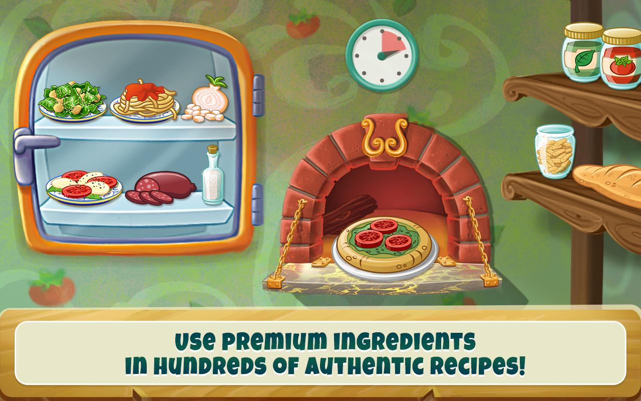 Kitchen Scramble: Cooking Game- screenshot