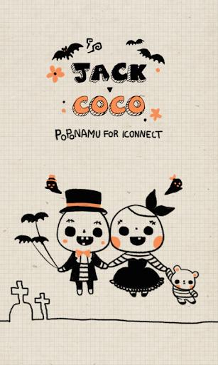 Jack Coco go sms theme