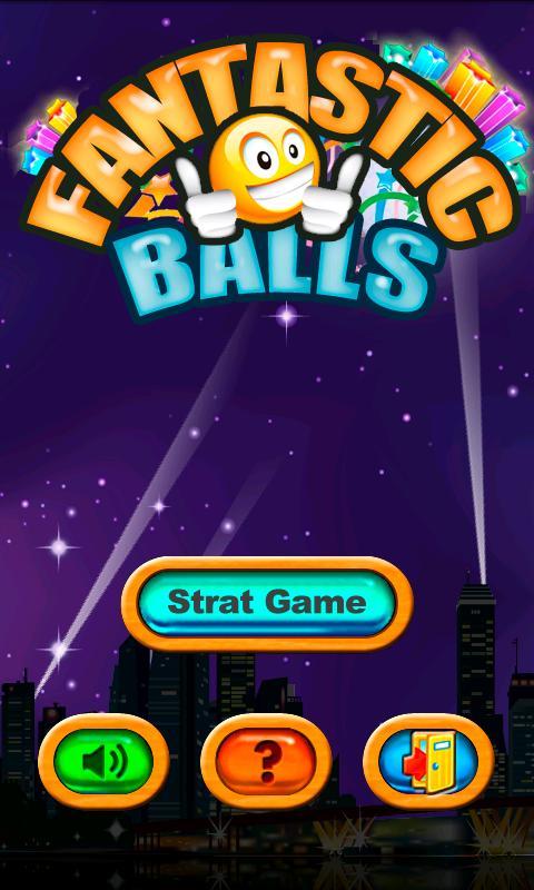 Fantastic Balls- screenshot