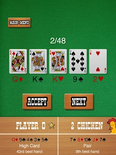 Poker Chicken- screenshot thumbnail