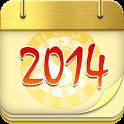 Lich Van Nien - Tu Vi 2014 icon