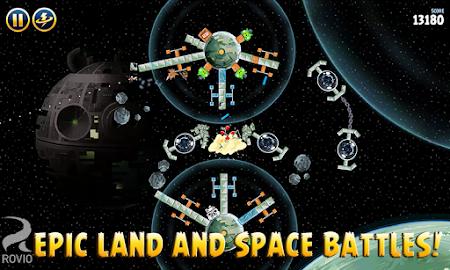 Angry Birds Star Wars HD Screenshot 4