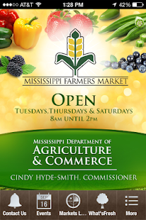 Mississippi Farmers Market - screenshot thumbnail