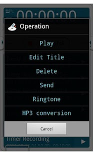 VoiceRecorder Pro- screenshot thumbnail