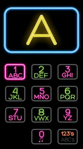 Phone for Kids Neon