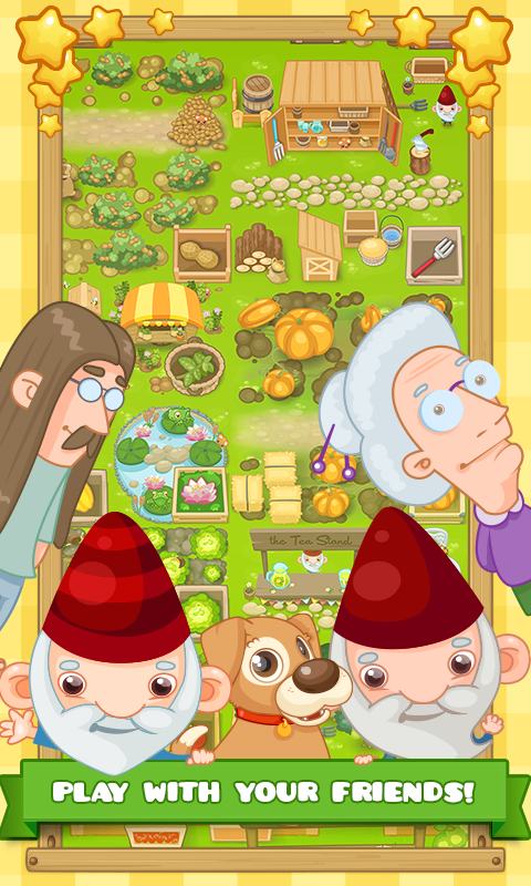 Garden Island: Farm Adventure- screenshot