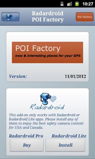 Premium US Radardroid Database