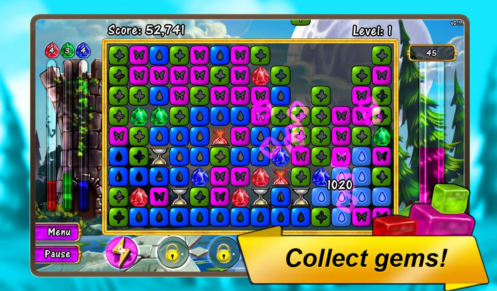 Cube Crash 2- screenshot