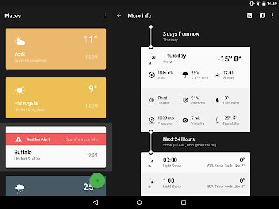 Weather Timeline - Forecast v1.3.7