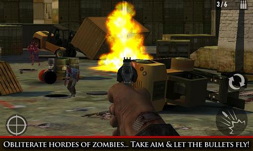 CONTRACT KILLER: ZOMBIES 1.1.0 Screenshots 5