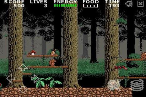 Prehistorik- screenshot thumbnail