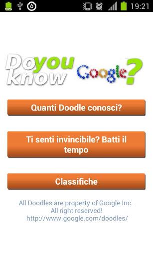 Do you know Google Doodles