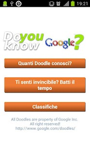 Do you know? Google Doodles - screenshot thumbnail