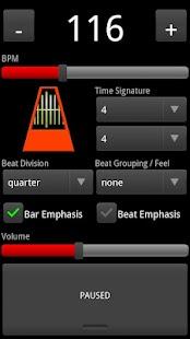 Click Track (Metronome) - screenshot thumbnail
