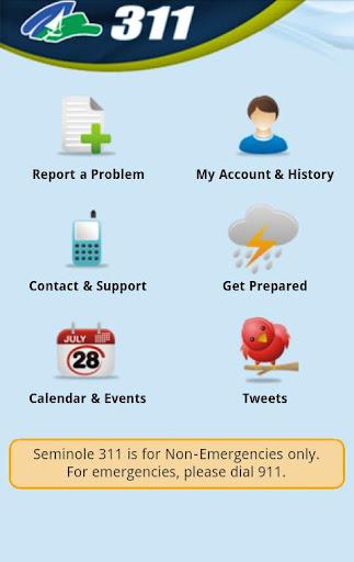 Seminole 311