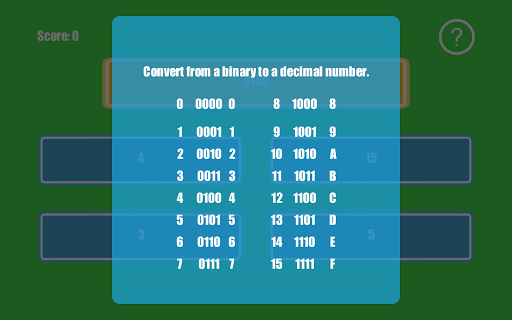 Number Expert: Binary Game