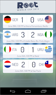 Root World Cup 2014 - screenshot thumbnail