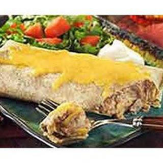 BREAKSTONE'S Creamy Vegetarian Burritos