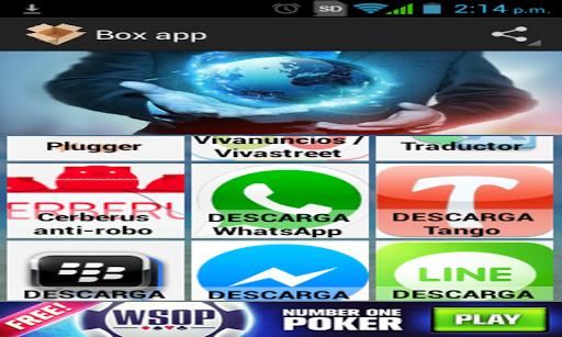 Box app 40.0 screenshots 22