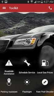 Peel Chrysler Fiat DealerApp - screenshot thumbnail