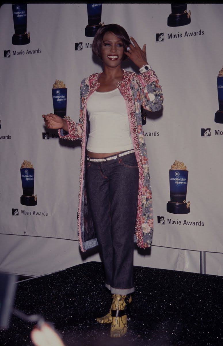 Whitney Houston 1995-