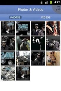 Blue Aliens' Club - screenshot thumbnail