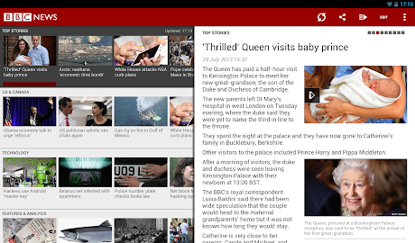 BBC News Screenshot 3