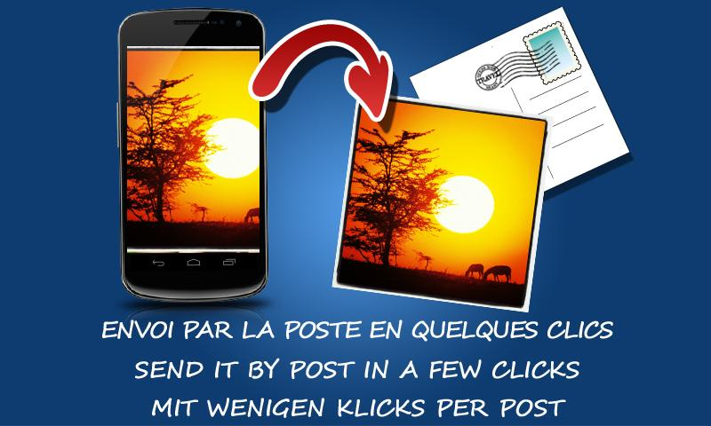 InstaCards – Instagram prints - screenshot
