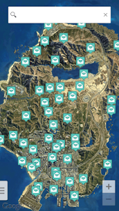 GTA 5 MAP FOR ANDROID (Unofficial) Mod APK 4