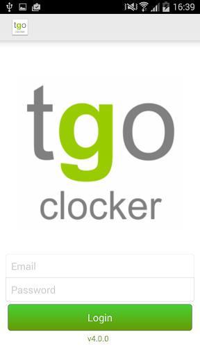Clocker - powered by TGO