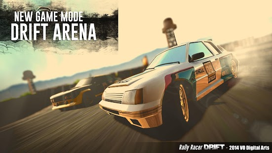 Rally Racer Drift - screenshot thumbnail